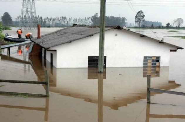 Ya van 20 muertos por las lluvias en el país