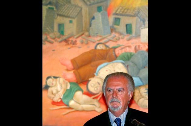 Obra de Fernando Botero