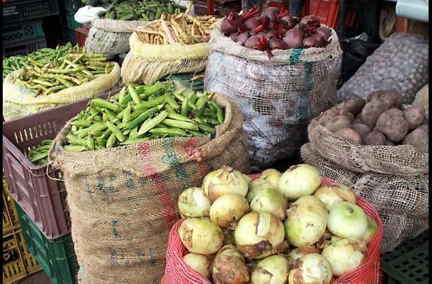 Entre 2010 y 2014, la producción de alimentos en Colombia crecerá