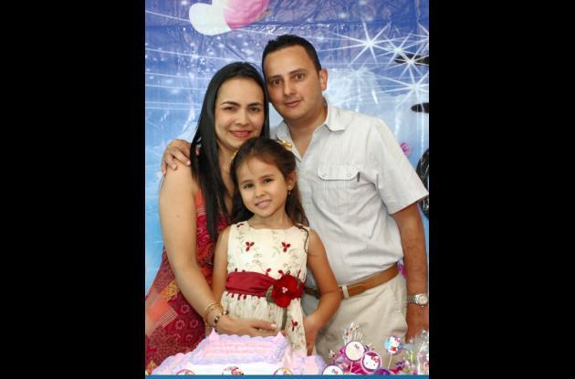 Cumpleaños de Camila Castellar