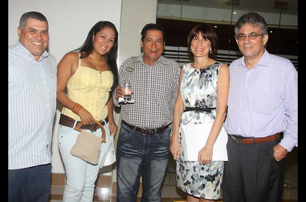 Visita del embajador de Siria en Venezuela