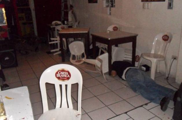 Matan a 17 personas en bares de México