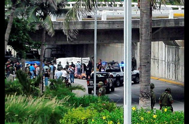 Asesinan a 35 personas en México