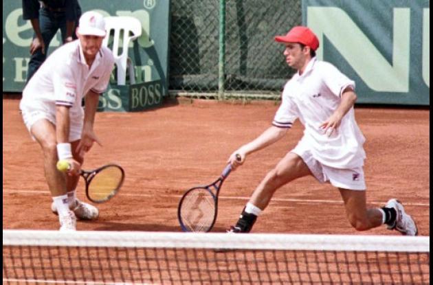 Miguel Tobón y Mauricio Hadad