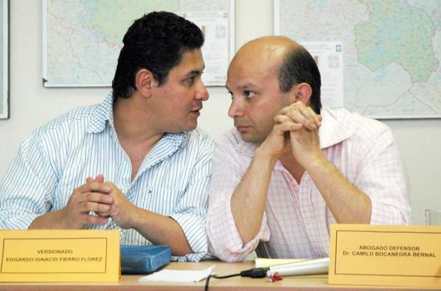 Édgar Fierro Flórez, alias