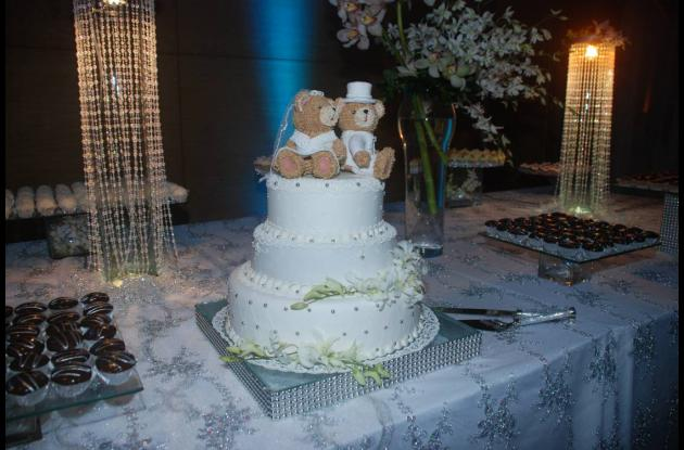 Así fue la boda de Jerónimo Uribe y Shadia Farah...