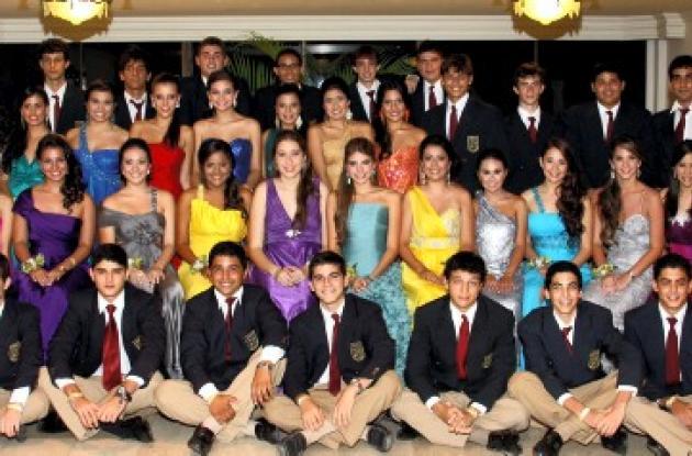 Grados del Gimnasio Cartagena