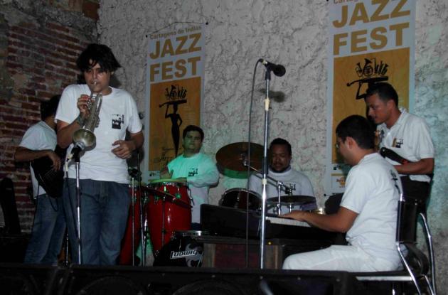Festival de Jazz en Cartagena