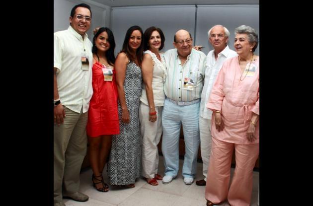 Encuentro de la familia Delvalle