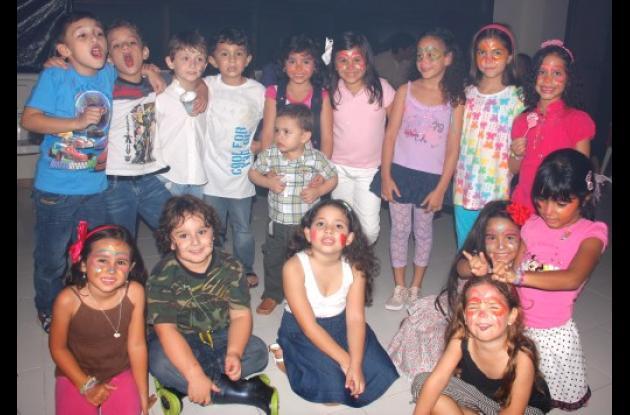 Cumpleaños de Isabella Brochet Rodríguez