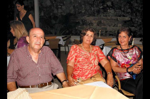 Inauguración del restaurante Viejo Carretón
