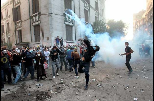 Egipto vive grave crisis política y enfrentamientos