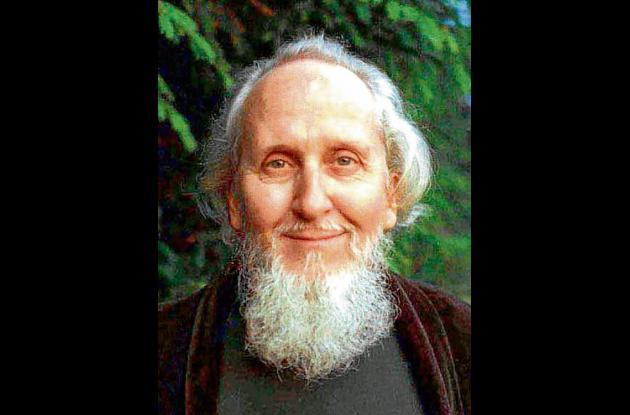 David Berg, el fundador de Los Niños de Dios.
