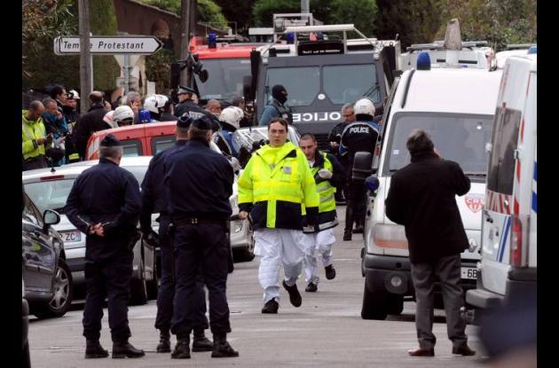 Dan de baja a asesino de Toulouse