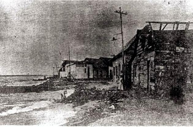 1914: Casa de El Boquetillo.