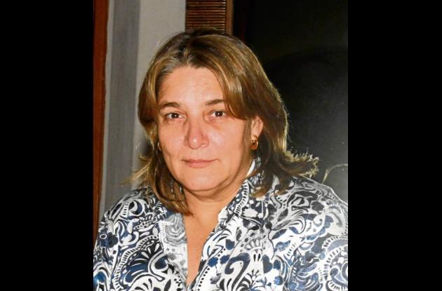 Mariana Garcés, Ministra de Cultura.