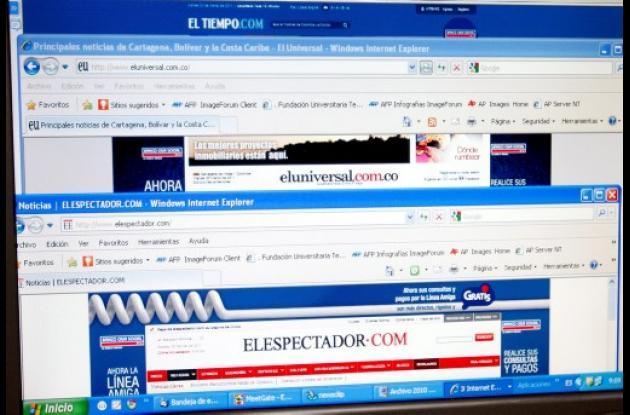 En 2012 comienza el cobro de las noticias publicadas en la web.