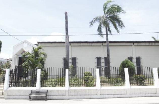 Iglesia Cristo Rey de Crespo