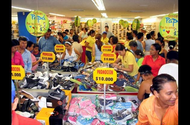 outlets en Colombia