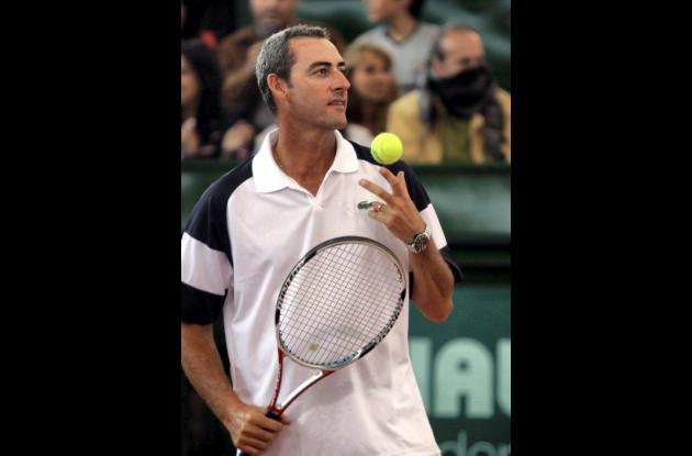 Miguel Tobón, capitán de Colombia para la Copa Davis