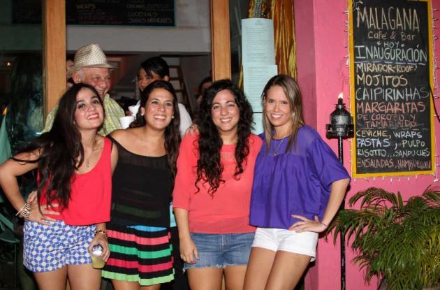 Inauguración de Malagana Café Bar