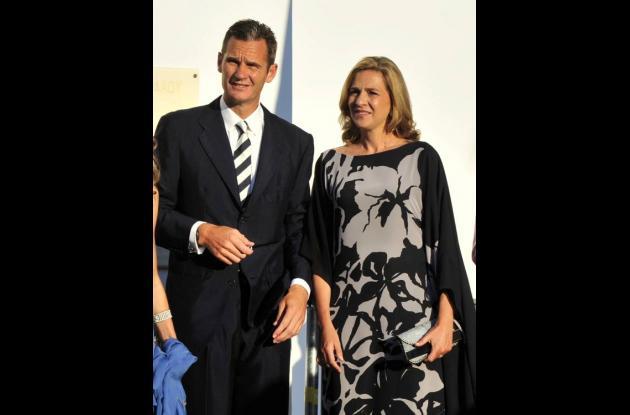 Infanta Cristina no se separa