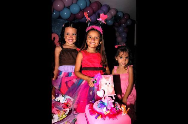 Cumpleaños de Catalina Vélez