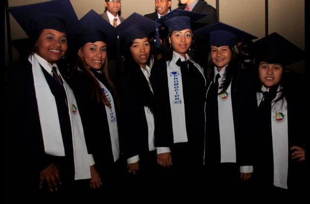 Grados del Colegio Juan Jacobo Rosseau