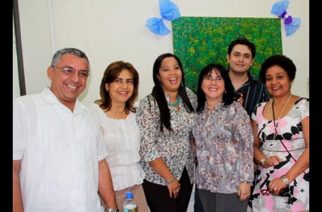 Cumpleaños de Xiomara Rosales