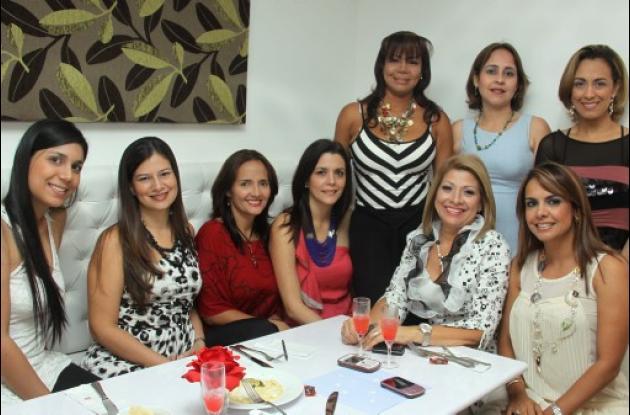 Cumpleaños de Susana Saravia de Noriega