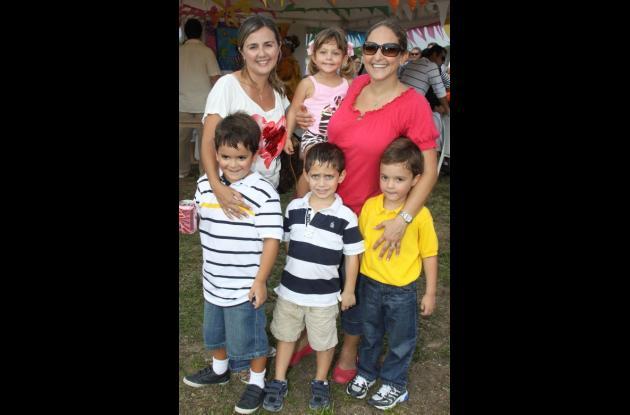 Día en familia en el colegio Jorge Washington