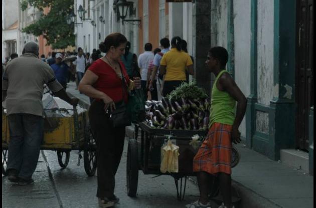 Calle de la Moneda.