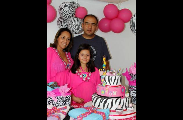 Cumpleaños de María Andrea Poveda