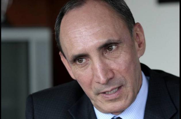 Enrique Valencia Montoya, Superintendente de la Economía Solidaria.