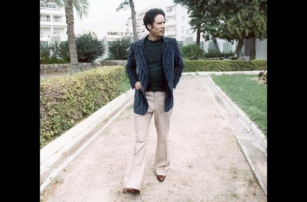 En 1977 en Libia.