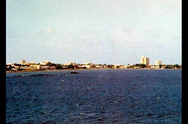 1969: Restos del Mosquera.