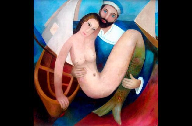 Marinero enamorado (1996).