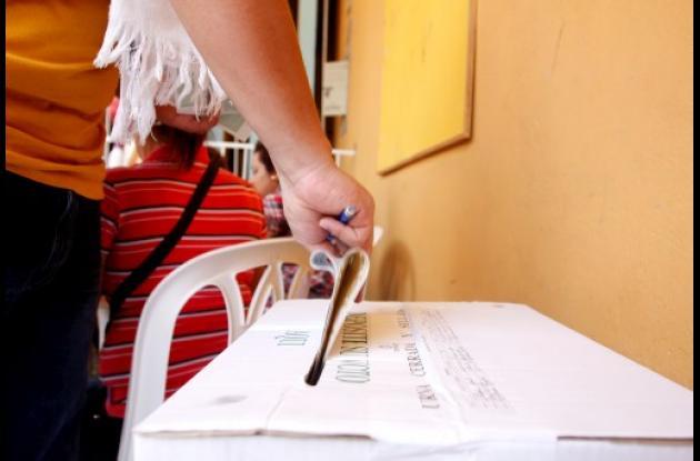 Elecciones Consulta Popular