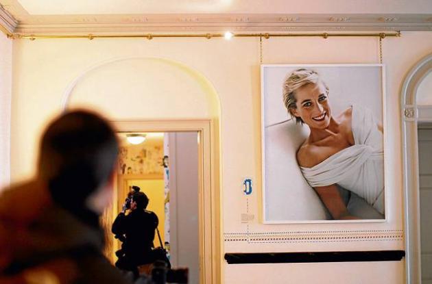 Fotografías de la princesa Diana