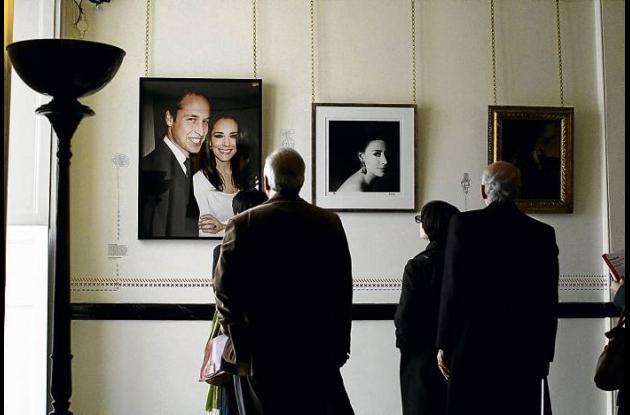 Las fotografías del Príncipe William y su esposa