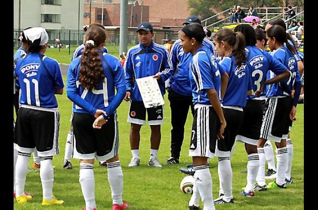 equipo de fútbol femenino que estará en los Juegos Panamericanos