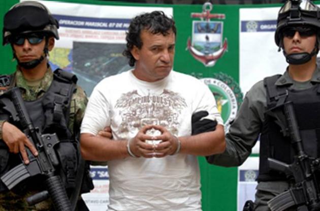 Gustavo Arbeláez Cárdenas, alias Santiago