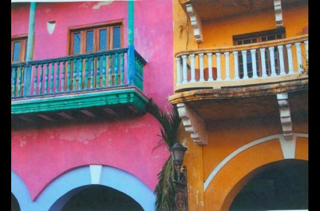 Éric Dupuis: A pie por Cartagena