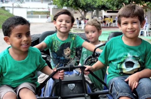 Día en Familia en el International School