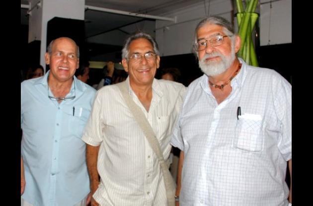 Exposición de Gustavo Tatis