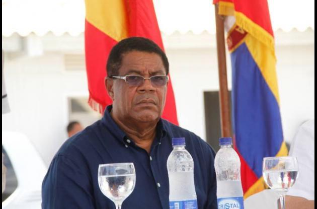 Campo Elías Terán Dix, alcalde de Cartagena.