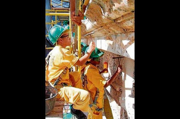 La tarea silenciosa y fecunda de la Escuela Taller de Cartagena.