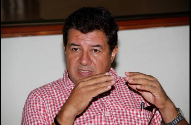 Mauricio Sánchez, exasesor de Servicios Públicos.