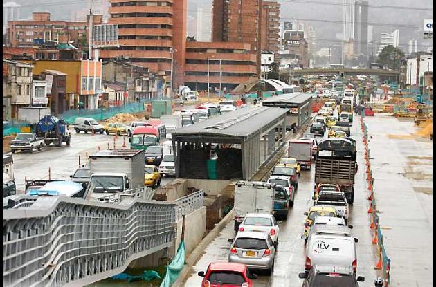 Atrasos en la tercera de fase de Transmilenio en Bogotá
