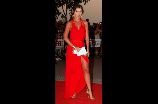La alfombra roja de los India Catalina